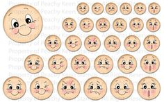 World's Largest Selection of CLEAR FACE STAMPS! Peachy Keen Stamps by Kathy and Dave Jakopovich