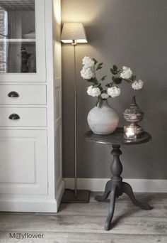 Loving the side table.