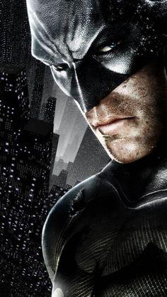 ↑↑TAP AND GET THE FREE APP! Art Creative Batman Movie Superhero City Night HD iPhone Wallpaper