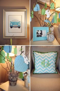 Cars and Planes Themed Nursery