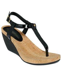 Lauren by Ralph Lauren Shoes, Rosalia Wedge Sandals - Espadrilles Wedges -  Shoes - Macy\u0027s
