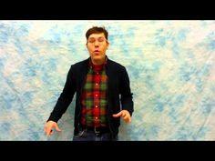 I Can Make a Circle - Rhyme - YouTube