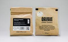 Origin Coffee Roasters on Behance