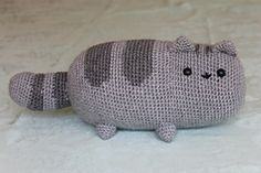 Ravelry: Pusheen the cat pattern by EmmasAnimalCreations  I want to make a JUMBO version!!