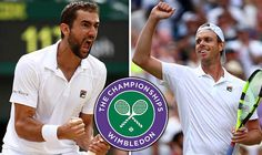 Who is Marin Cilic? Sam Querrey vs Marin Cilic at Wimbledon 2017