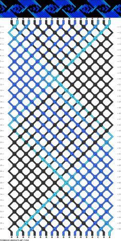 18 strings, 4 colors, 36 rows