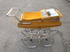 FINN – Retro barnevogn 1973