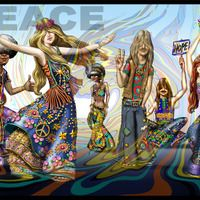 Have a Groovy Day! Hippie Peace, Happy Hippie, Hippie Love, Hippie Chick, Hippie Art, Hippie Style, Hippie Things, Bohemian Style, Boho Chic