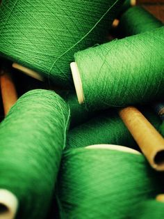sew #green, #emerald