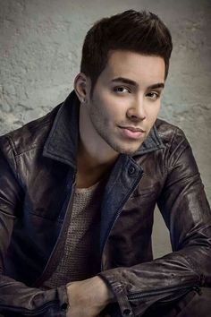 Prince Royce Leather