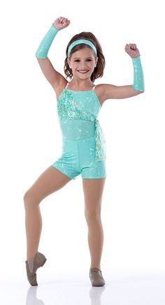 Mackenzie Ziegler Modelling for Cici Dance Creations (2014)