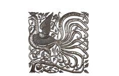 Mystic Bird Wall Art created by Master Artisan Serge Jolimeau Haitian Art, Bird Wall Art, Brand Building, Mystic, Bouquets, Toronto, Artisan, Crafts, Manualidades