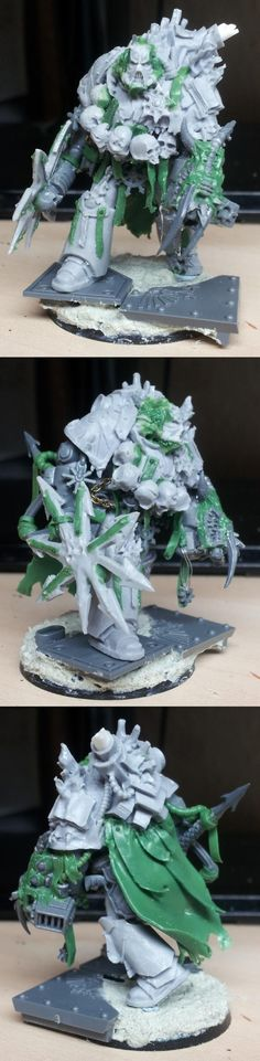 PDH - Yggdrasillium Pillgrimage - (Word Bearer's Dark Apostle - daemonically possessed storm bolter) - Page 8 - Forum - DakkaDakka | Toy Soldiers for *real* men.