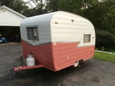 1962 Shasta Compact for sale.