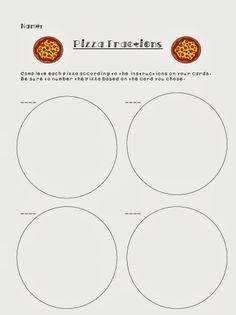 math worksheet : 1000 images about fractions on pinterest  fractions fractions  : Pizza Fraction Worksheet