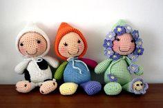 Rice stuffed dolls - 07