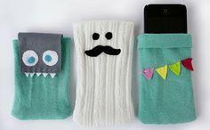 ATELIER CHERRY: Reciclando pares de meias