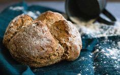 Ír szódás kenyér — FINOMAN SZÓLVA... Bread, Food, Brot, Essen, Baking, Meals, Breads, Buns, Yemek