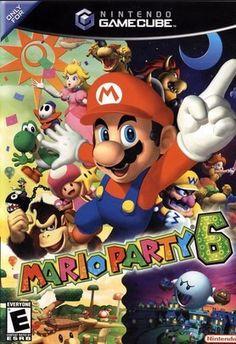 Mario Party 6 [Pal] [Español] [NGC]