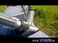 Сварочный экструдер (с подачей пластмассового прутка). RSM Simple strand. - YouTube