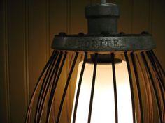 Industrial DIY light