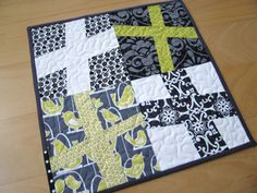 Wonky Cross Block Sew-Along | Sew Mama Sew | Outstanding sewing, quilting, and needlework tutorials since 2005.