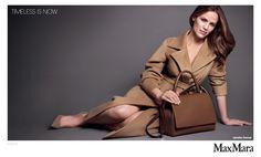 VOGUE fashion | news | ハリウッド女優ジェニファー・ガーナーが登場!「マックスマーラ」初のアクセサリー広告キャンペーン。