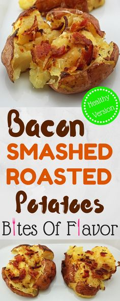 about Smashed Potatoes Recipe on Pinterest | Smash Potatoes, Potato ...: https://in.pinterest.com/explore/smashed-potatoes-recipe