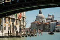 Grand Canal. Venice, Italy.