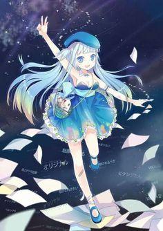 Tags: Anime, Ei (Pakirapakira), Pixiv-tan, See Through Clothes, Flying Paper… Anime Chibi, Lolis Anime, Anime Music, Anime Girl Cute, Beautiful Anime Girl, Kawaii Anime Girl, Anime Art Girl, Anime Girls, Manga Girl