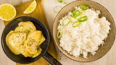 Trochu medu a kvalitní hořčice, špetku citronové kůry, smetana a výsledkem je dokonalá omáčka ke kuřecímu masu. Navíc hotová během chvilky!