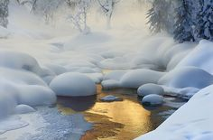 4 Photo Tips For Stunning Winter Landscapes via MyPhotoSchool online photography courses