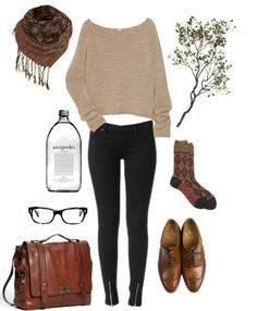 i cannot wait for weather that warrants this kind of outfit.