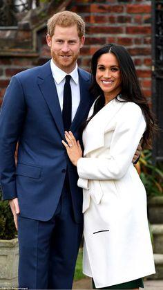 Prince Harry & Meghan Markle.
