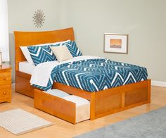 We have a great selection of wood & metal bed frames (Twin, Full, Queen and King size bed. Modern and traditional we have it all from wood framed sleigh beds to a more contemporary wrought iron bed. Solid Wood Bunk Beds, Metal Beds, Wooden Platform Bed, Wrought Iron Beds, Atlantic Furniture, Caramel Latte, Sleigh Beds, Solid Wood Furniture, Bed Storage