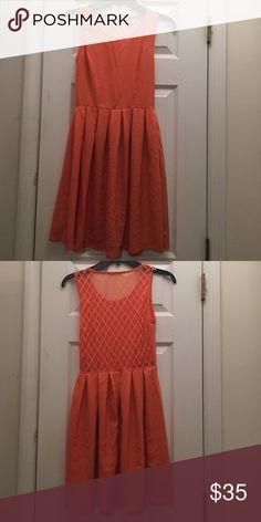 Dresses Sheer back dress Dresses Midi