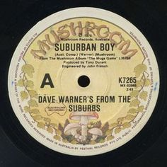 Dave Warner's From The Suburbs - Suburban Boy (Vinyl) at Discogs