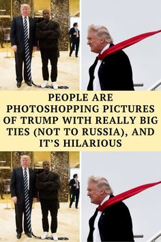 Trump has been the target of various amusing funny photos campaigns in the past,