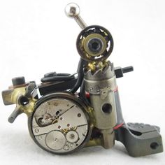 Handmade Luo's Tattoo Machine LTM-H16 [LTM-H16] - $20.17 : Tattoo Supplies and Equipment from Bodyart-Mart