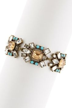 Cluster Station Bracelet by Non Specific on @HauteLook