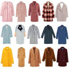 Manteau femme hiver 2018-2019   50 manteaux pour femme à adopter cet hiver c1630b508b0