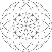 Fleur de Vie — Wikipédia                                                                                                                                                                                 Plus