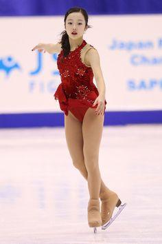 全日本選手権2015第3日(女子FS、本田真凜