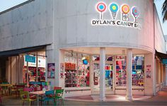 Dylans Candy Bar Miami