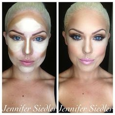 ..here s another contouring