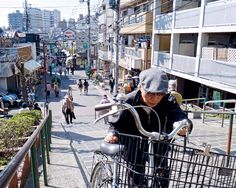 """Yanaka is one of the rare areas of Tokyo that kept its old shitamachi (""""downtown"""") character, populated with merchants, artisans and cats."""