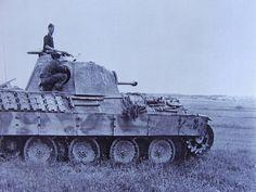 "Panther N°614 Div. ""Wiking"" Poland 1944."