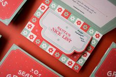 """Check out this @Behance project: """"Season's Greetings"""" https://www.behance.net/gallery/60166017/Seasons-Greetings"""