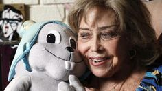 June Foray's longevity is one perk of voice acting