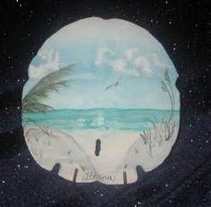 See the source image Seashell Painting, Seashell Art, Seashell Crafts, Beach Crafts, Pebble Painting, Tole Painting, Ocean Crafts, Painting Tips, Fun Crafts